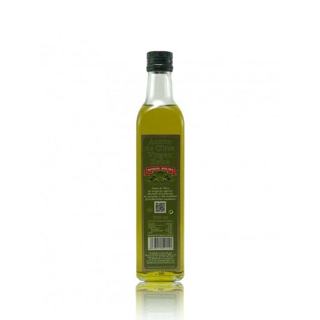Pack 12 botellas MARASCA CRISTAL AOVE 500 ml