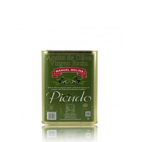 Pack 4 Latas AOVE PICUDO 3 litros